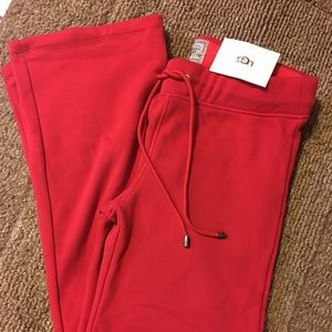 New Ugg men's sweat pants
